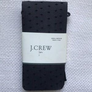 J Crew sheer tights